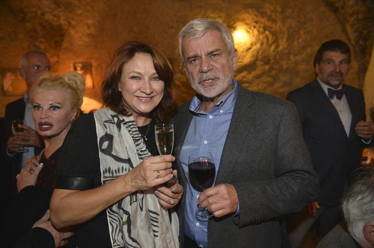 Manželé se netají tím, že milují víno