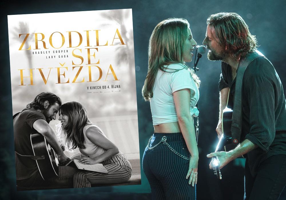 Zrodila se hvězda: Lady Gaga v romantickém filmu roku rozhodla o dalších Oscarech.