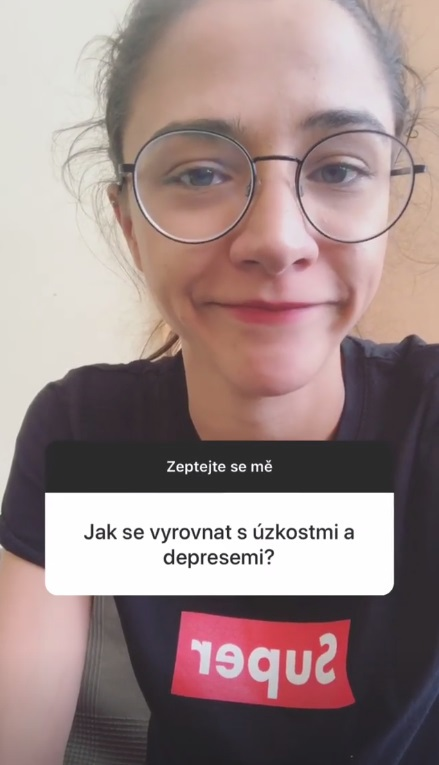 Eva Eva Burešováse rozpovídala o depresích...