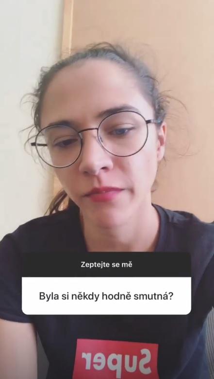 Eva Burešová se rozpovídala o depresích...