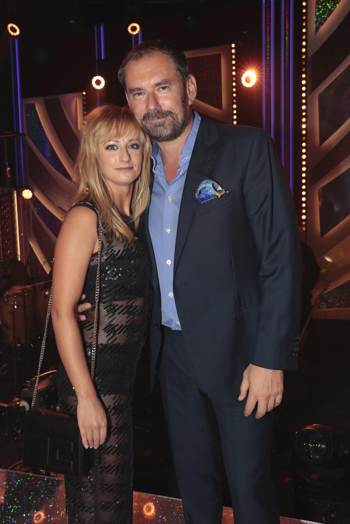 Emanuele Ridi a Lucie Hunčárová už také netvoří partnerskou dvojici.