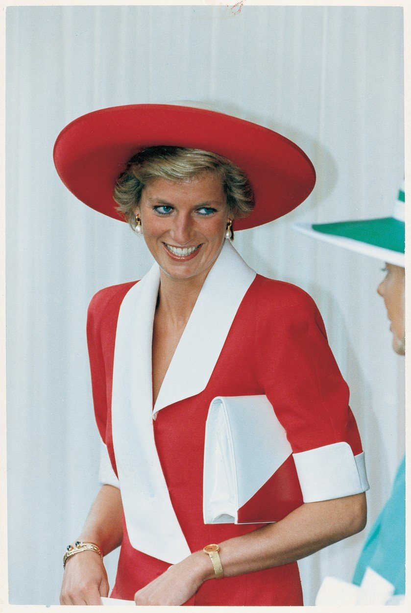 Princezna Diana.