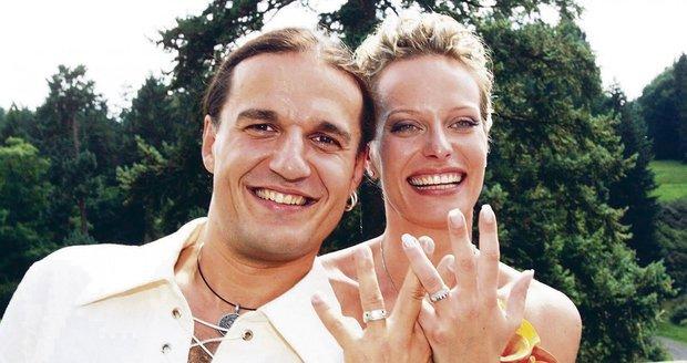 2007 - Svatba Kristiny Kloubkové a Alana Bastiena