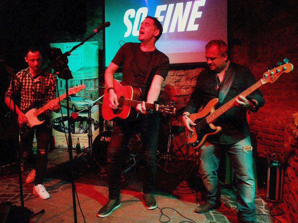 Křest proběhl v pražském klubu FreeMasonic vTýnské ulici.