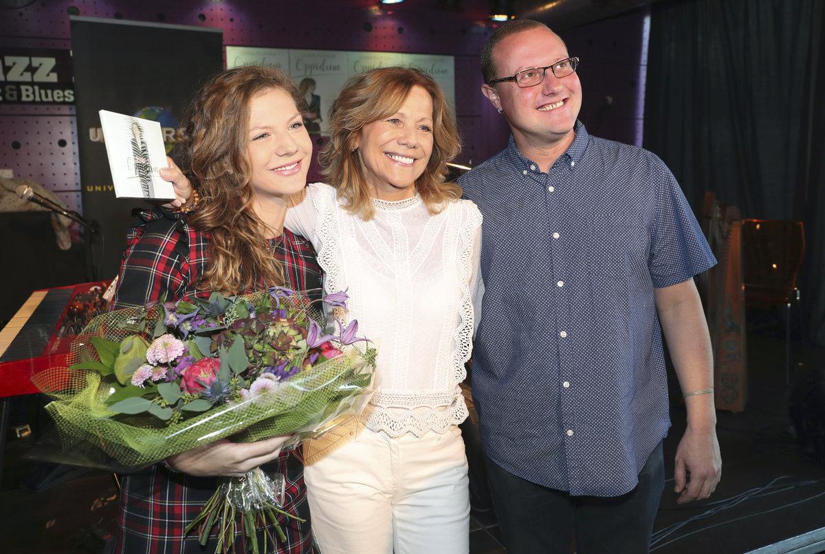 Lenka Filipová pokřtila své nové album