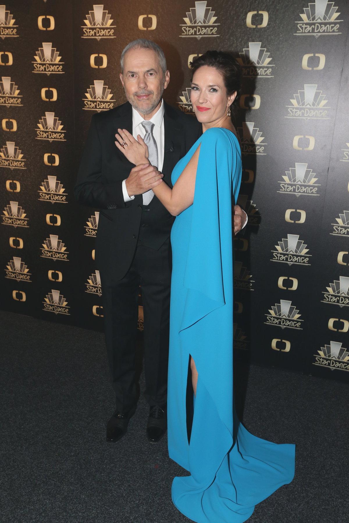 Marek Eben a Tereza Kostková ve StarDance