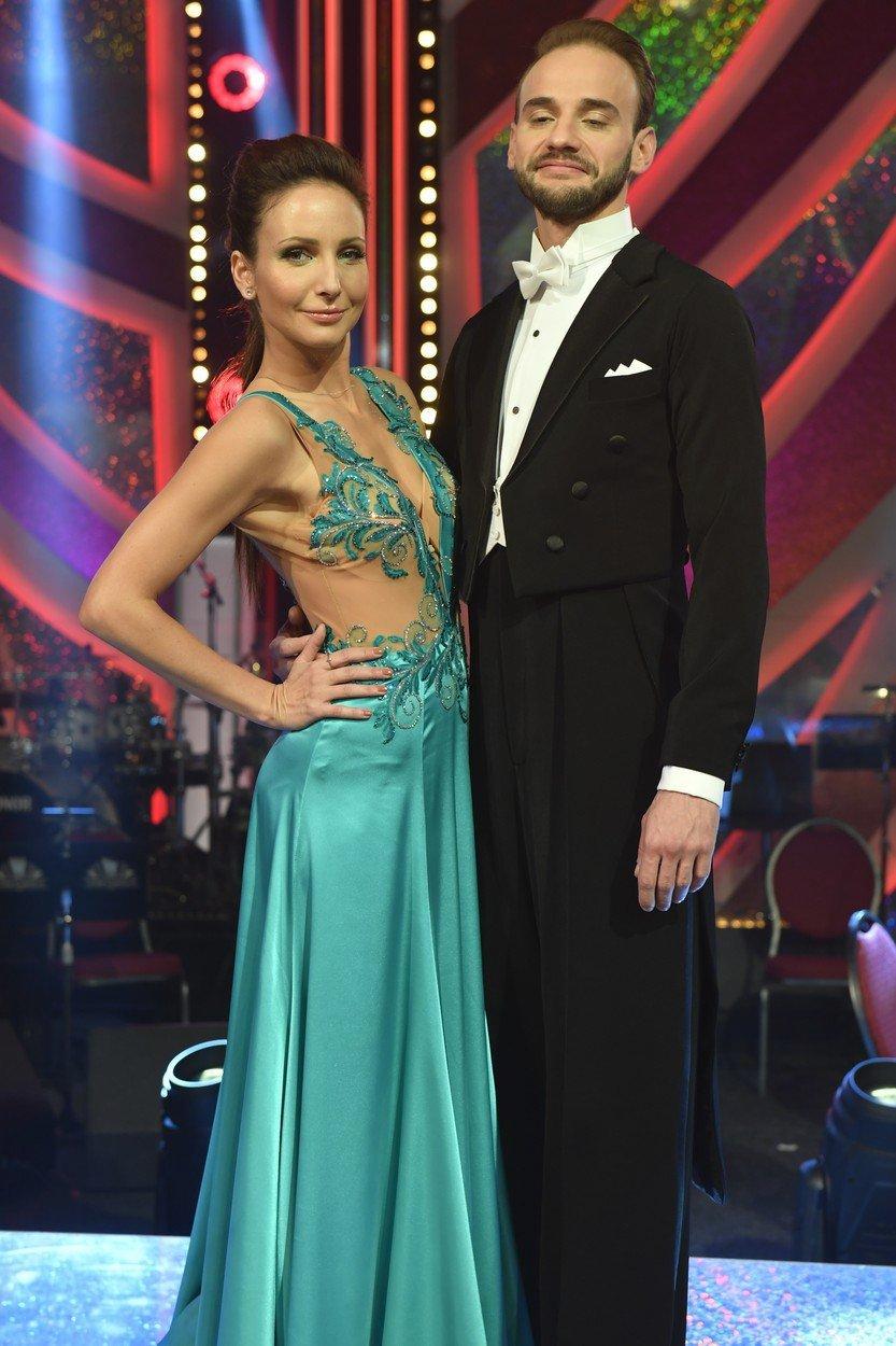 Veronika Arichteva s Michalem Necpálem