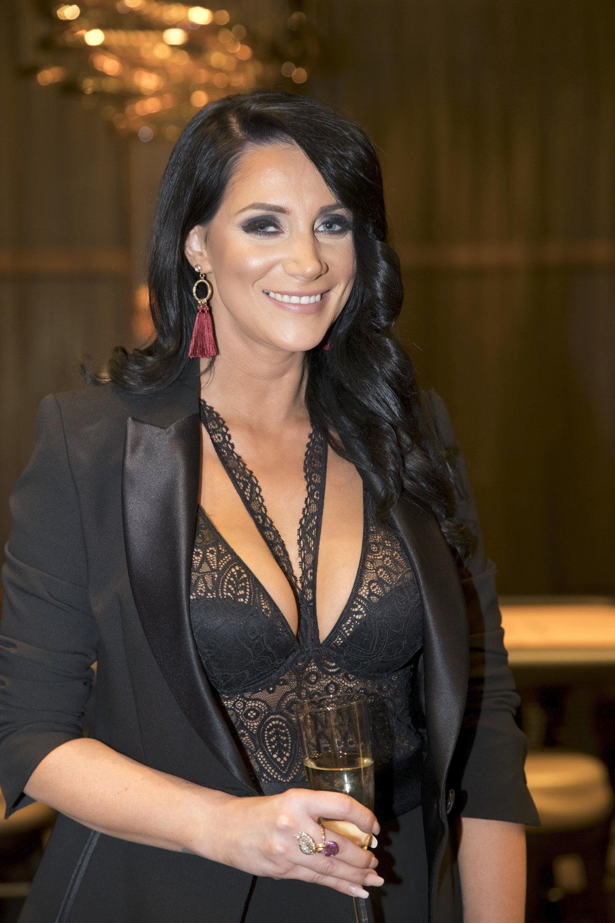 Andrea Pomeje zdobí titulku Playboye