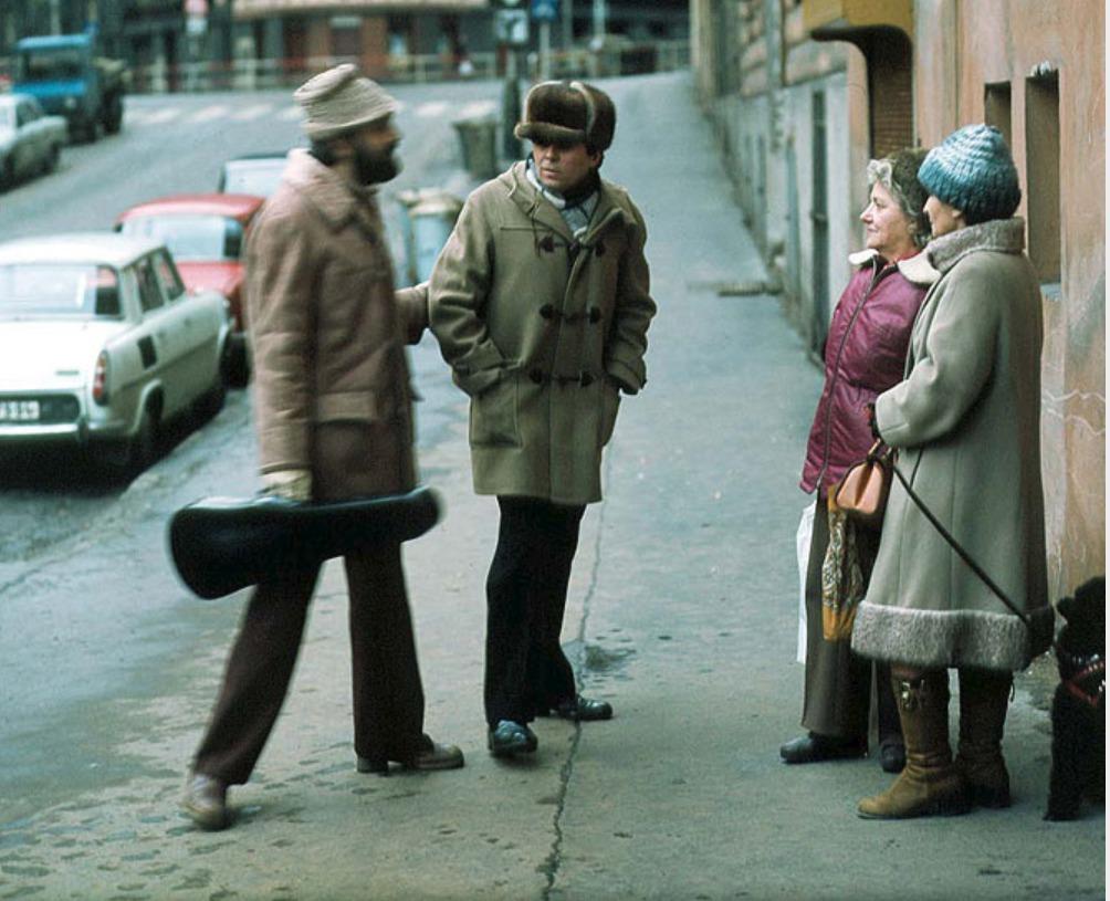 Vrchní, prchni, 1980