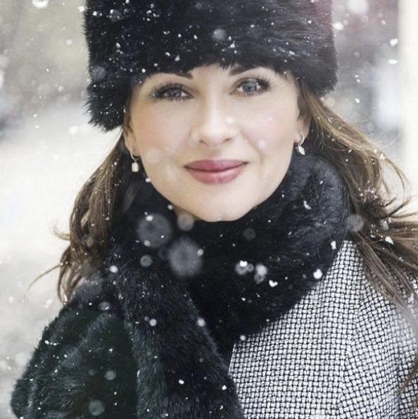 Dana Morávková na ledu
