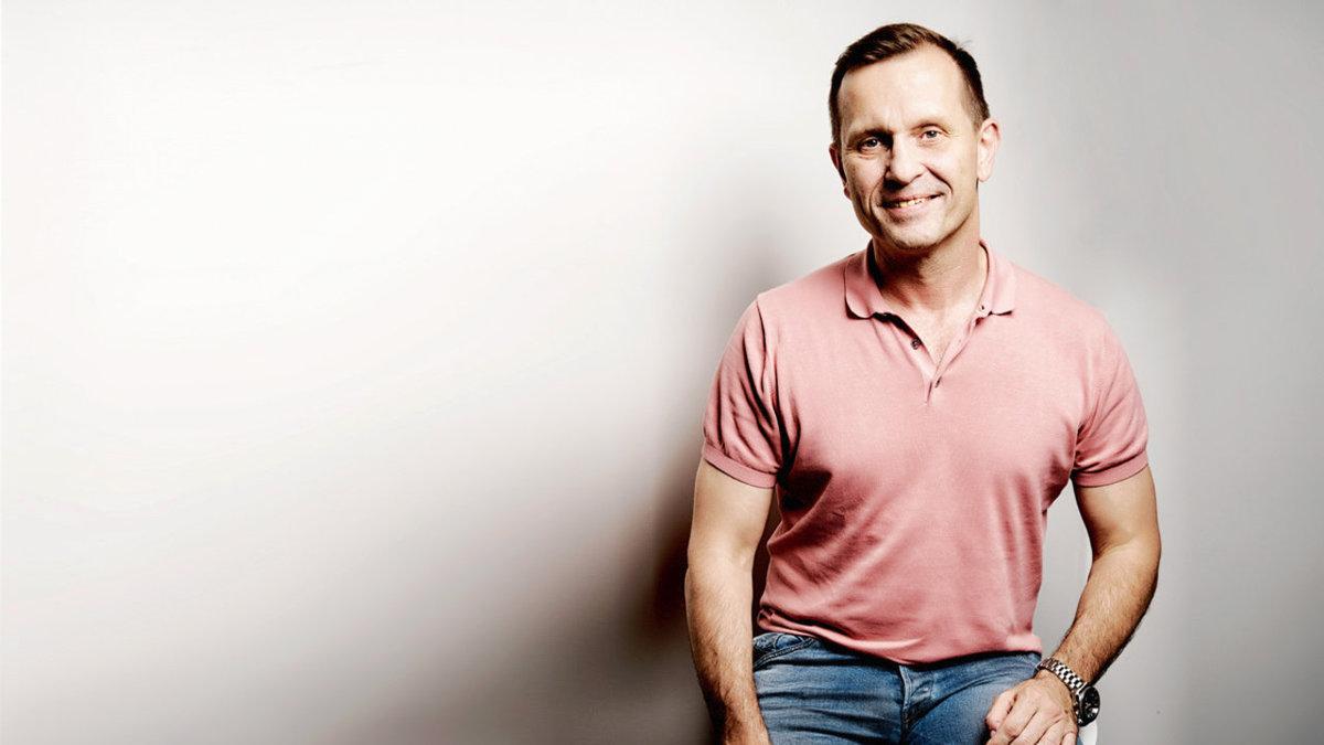 Jaromír Soukup se rozčiluje na Českou televizi