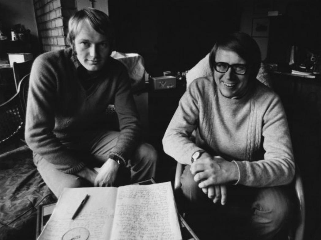1978 - Luděk Sobota a Miloslav Šimek psali společně scénáře k vystoupení