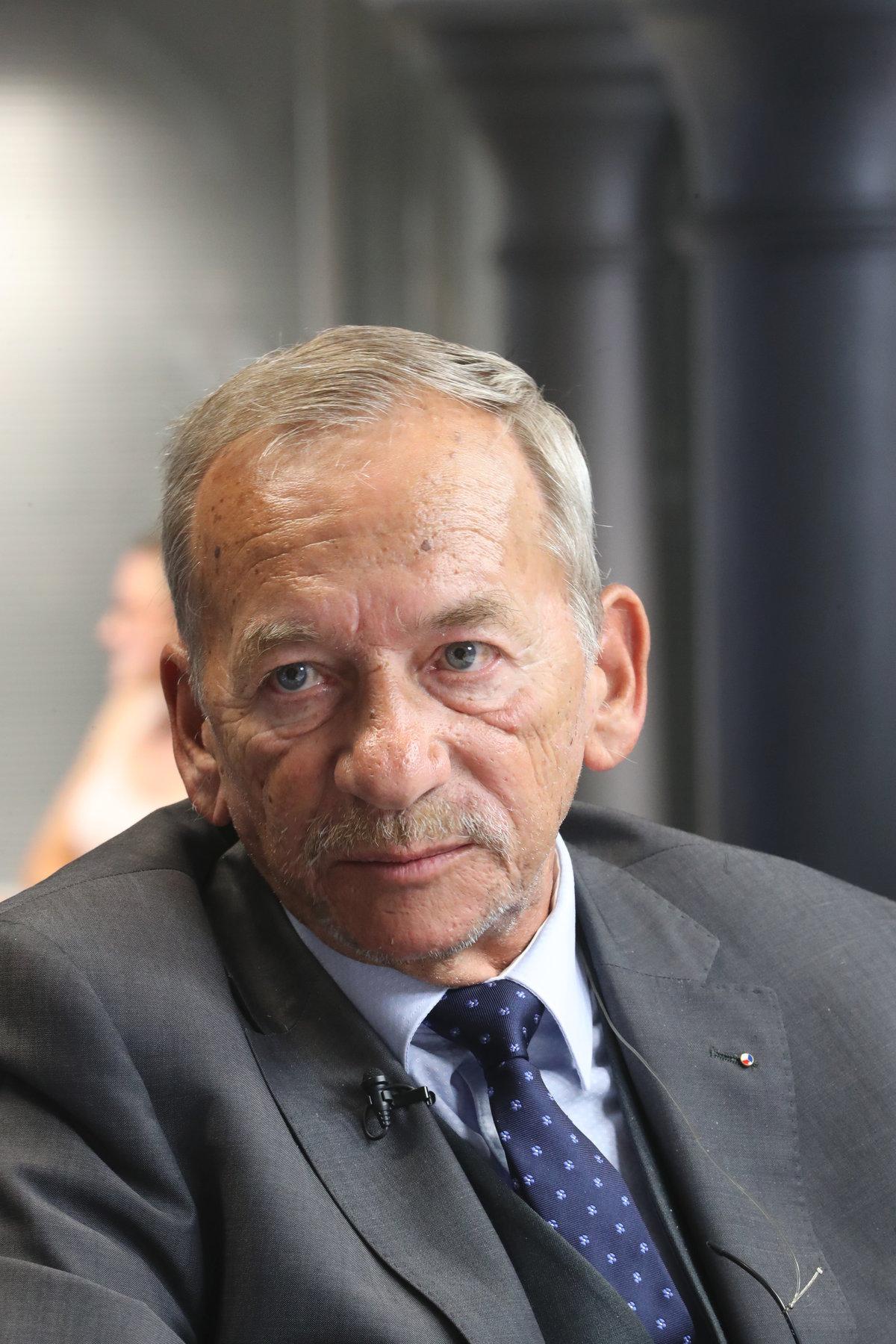 Jaroslav Kubera (71, ODS)
