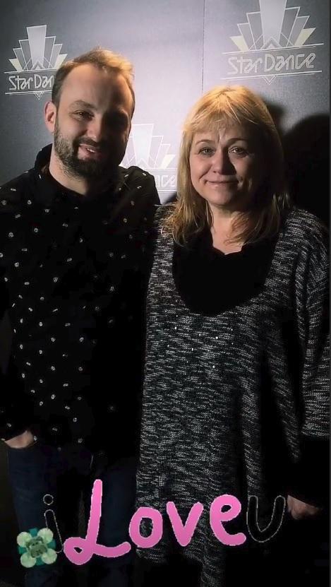 Pavla Tomicová s Markem Dědíkem poděkovali všem svým fanouškům