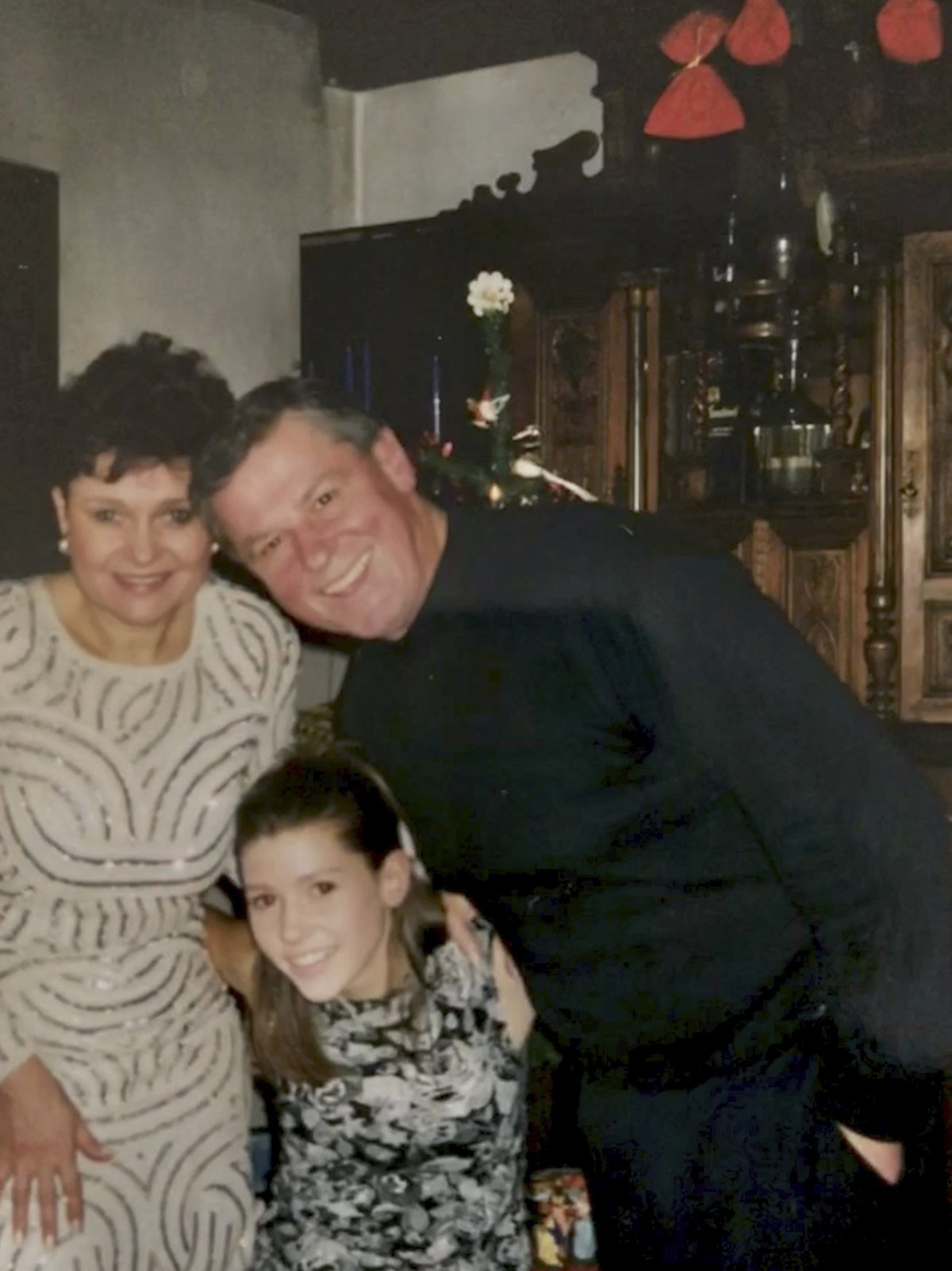 Táta přes rok zpíval na lodi, ale na Vánoce byl vždy doma.