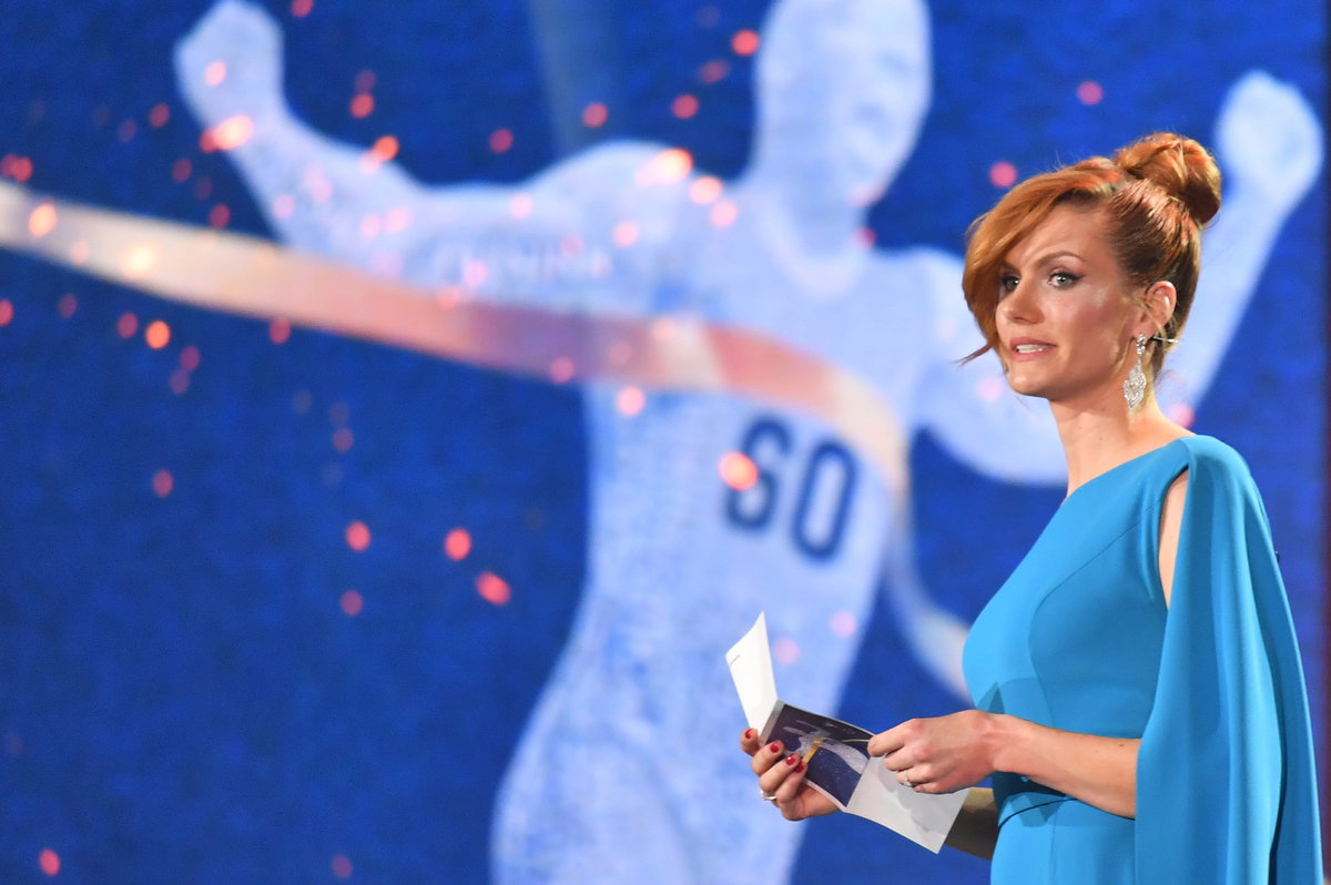 Gabriela Koukalová jako loňská vítězka ankety Sportovec roku vyhlásila letos desátou Petru Kvitovou