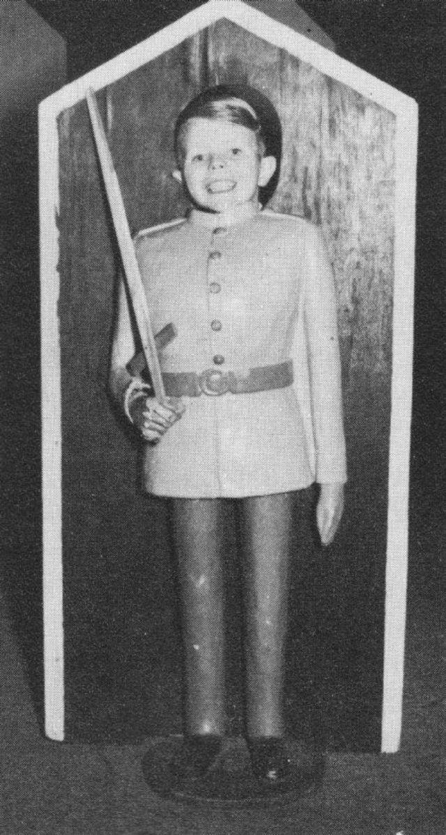 David Bowie v dětských letech
