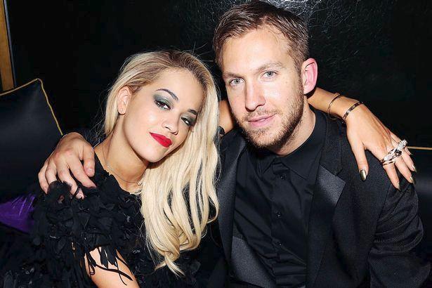 Rita Ora a Calvin Harris