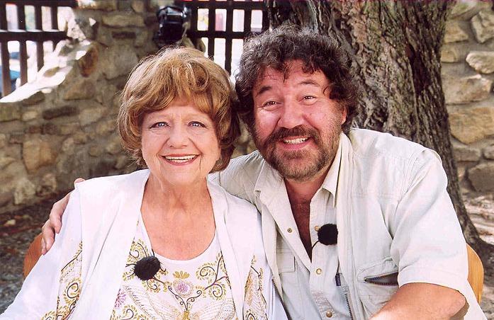 Helena růžičková v pořadu Slunce, seno, Helena (2003)