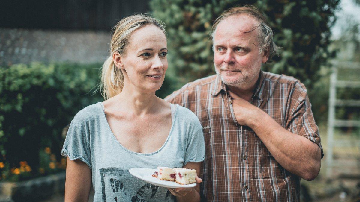 Alena Antalová a Igor Bareš.