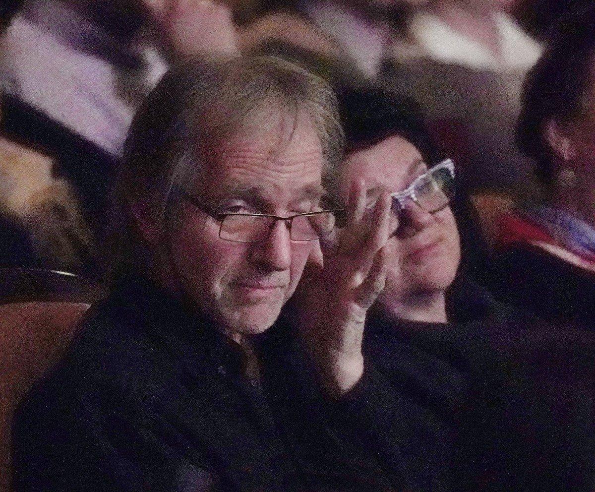 Otec Lucie Vondráčkové Jiří Vondráček byl při sledování filmu, kde hraje, dojatý.