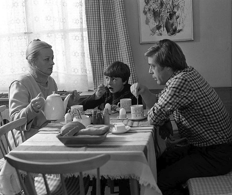 Útěky domů, 1980