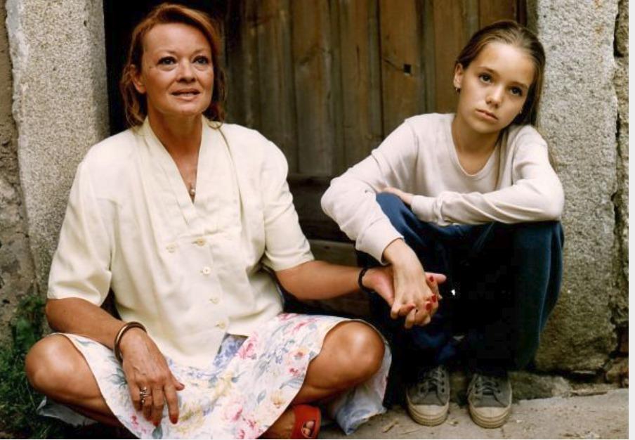 Hrad z písku, 1994