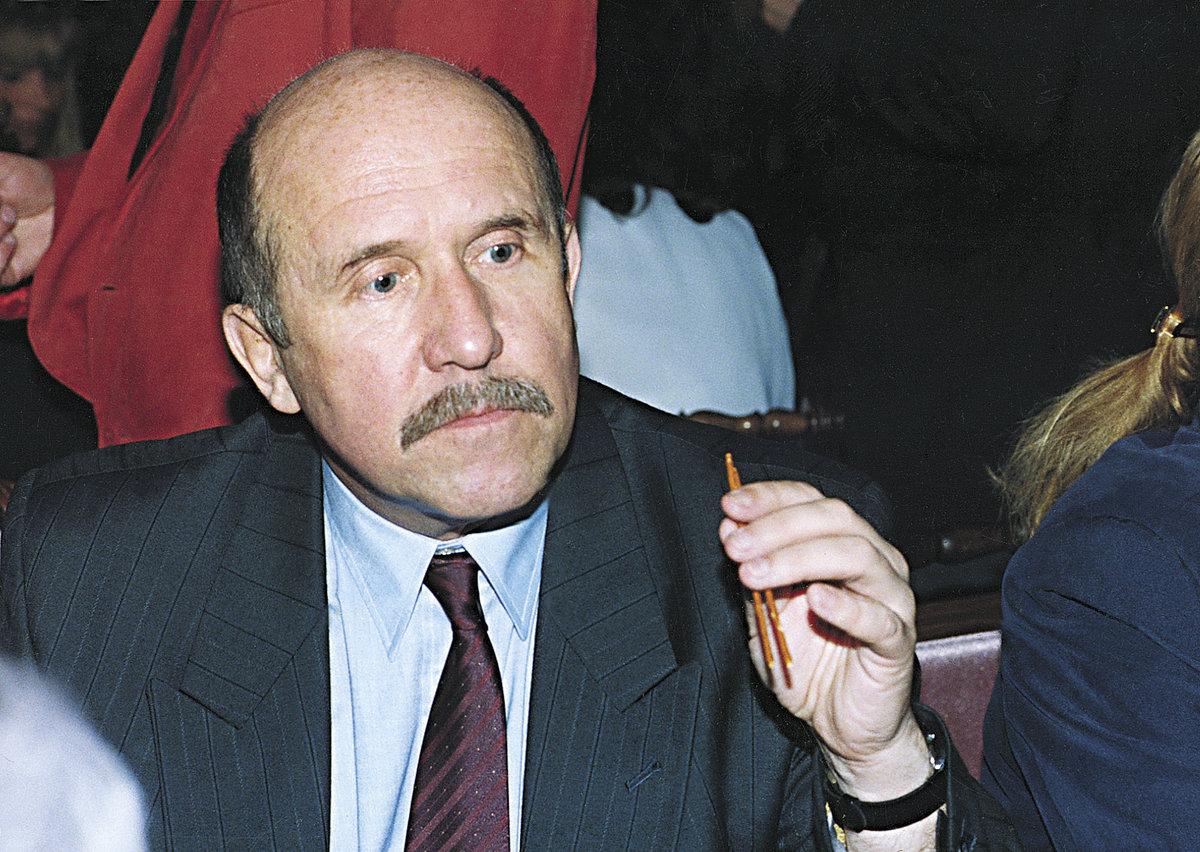 Petr Nárožný v osmdesátých letech