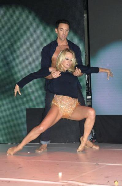 To je ale tanec!