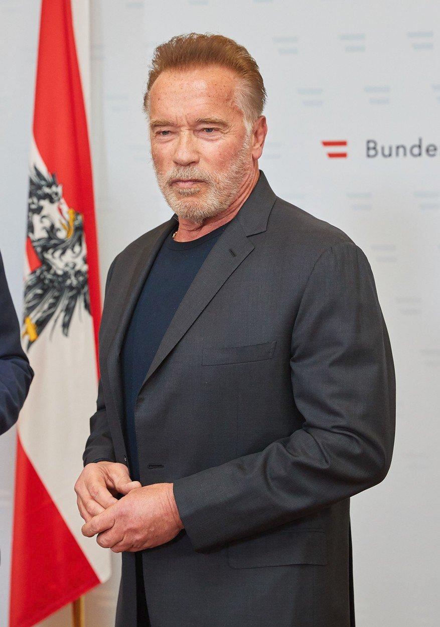 Arnold Schwarzenegger - 71 let, 2019