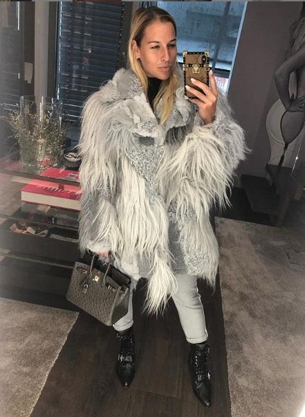 Dominika Cibulková má vášeň pro luxusní kožešiny z pravé zvířecí srsti.