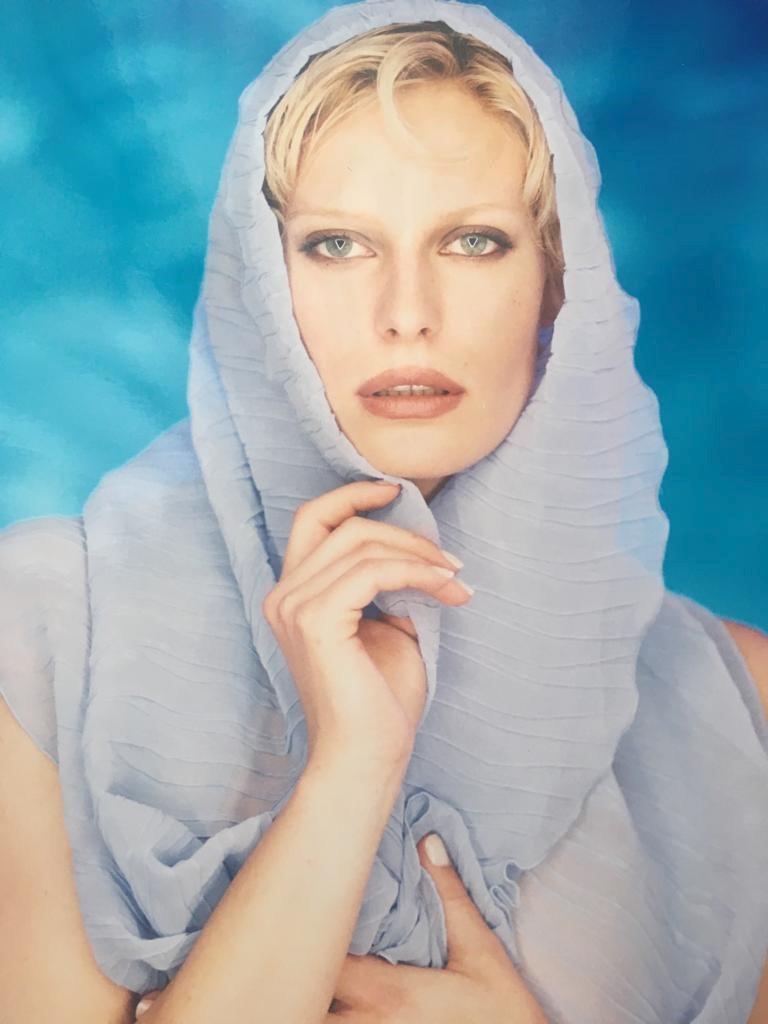 2001 - Kristina začínala jako tanečnice.