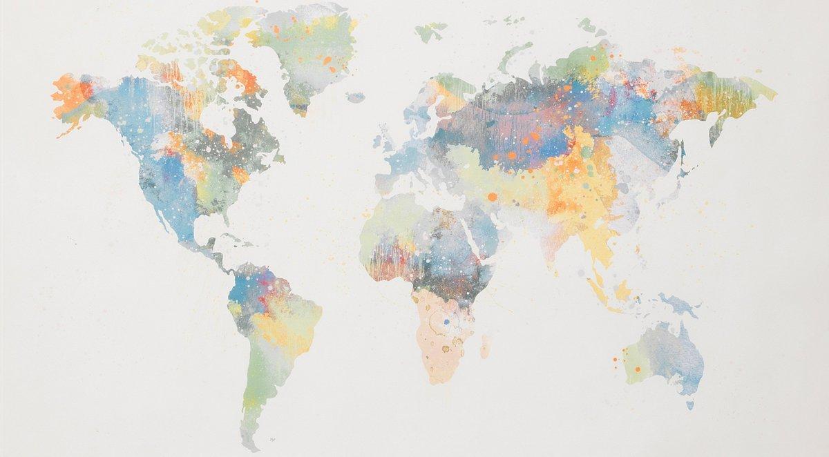 Za mapu Björksta bez Nového Zélandu řetězec IKEA schytává kritiku