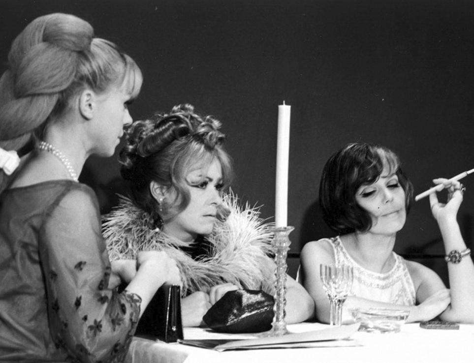 Světáci, 1969