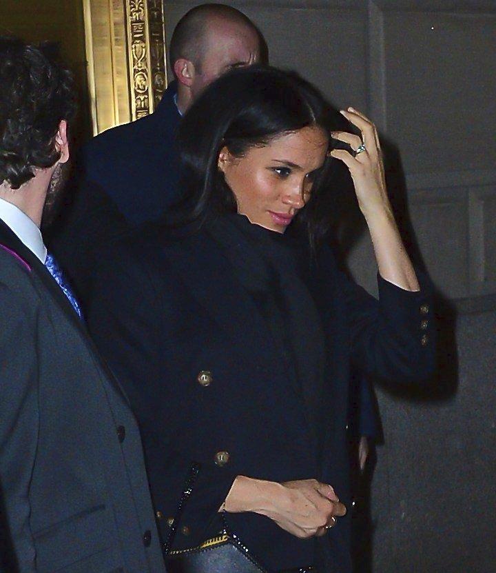 Vévodkyně Meghan v New Yorku