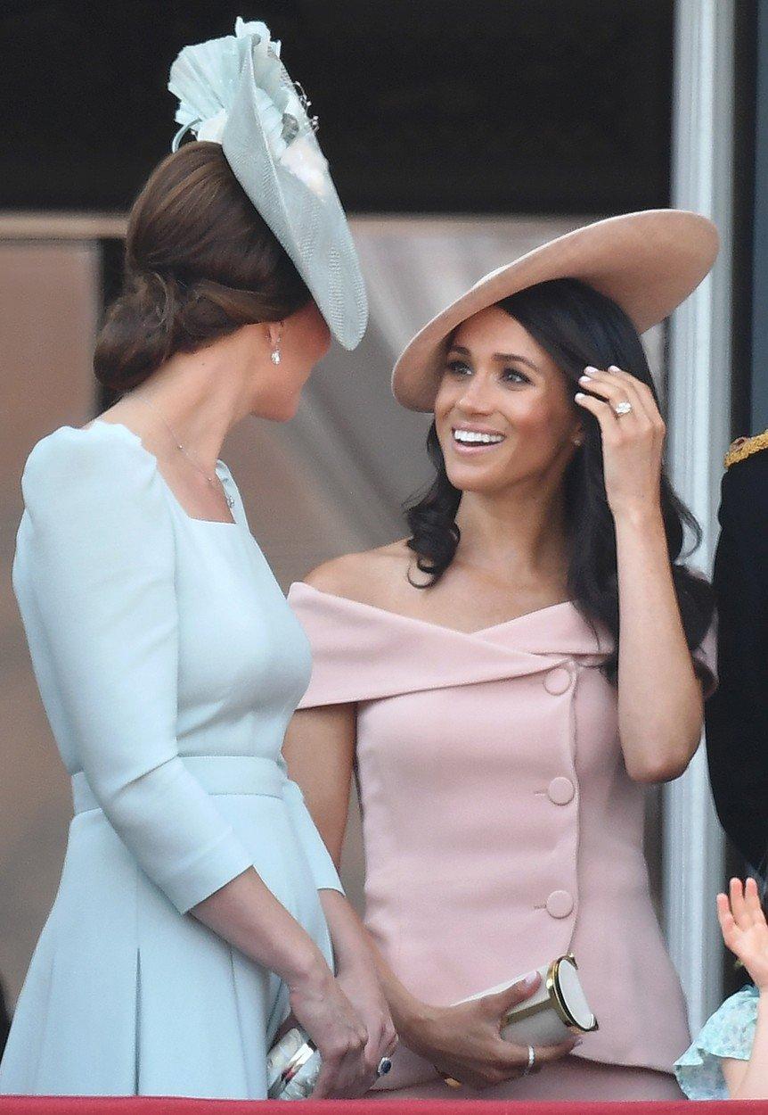 Kate a Meghan