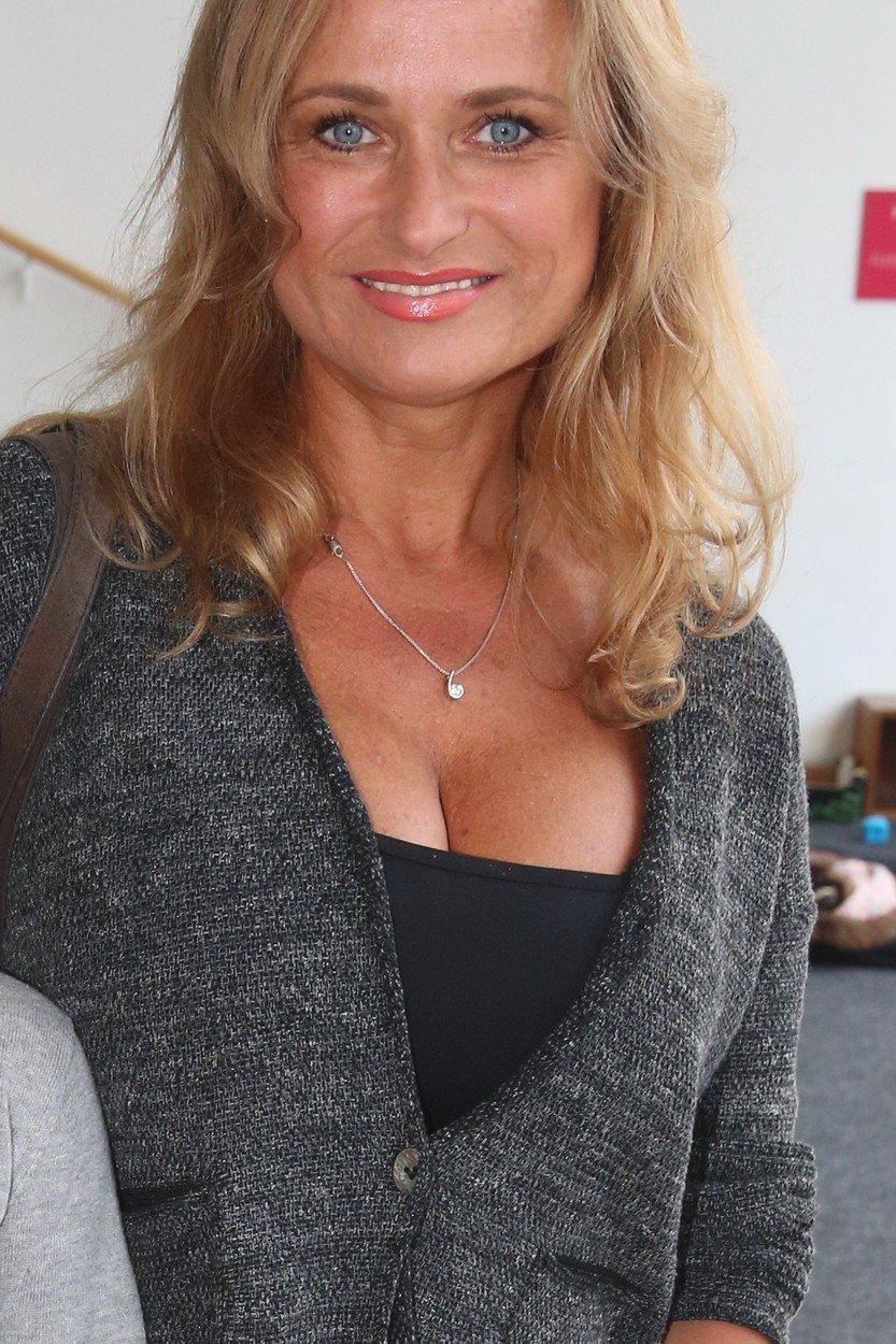 Někdejší moderátorka Jana Adamcová