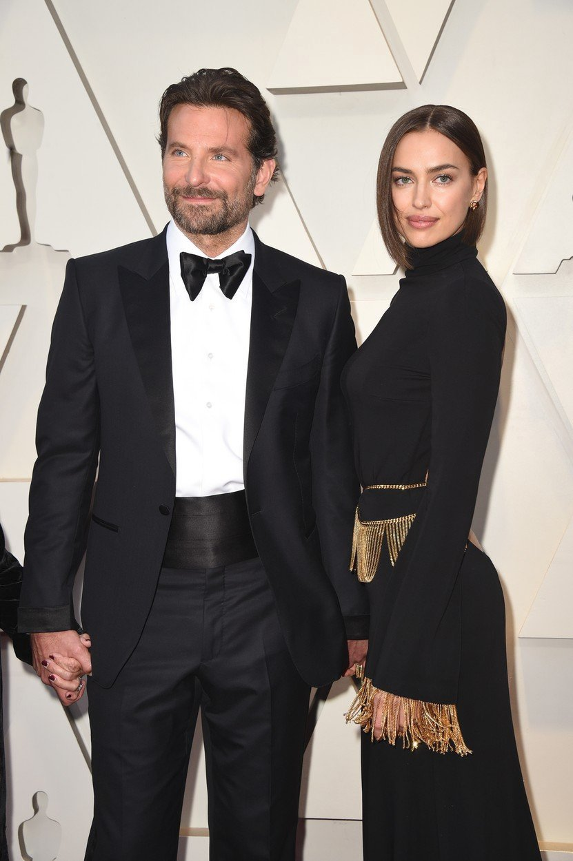 Bradley Cooper s modelkou Irinou Shayk