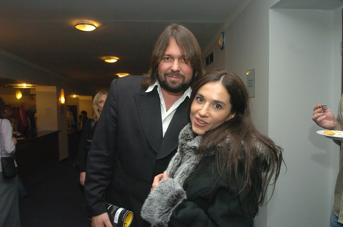Jiří Pomeje a Míša Kuklová