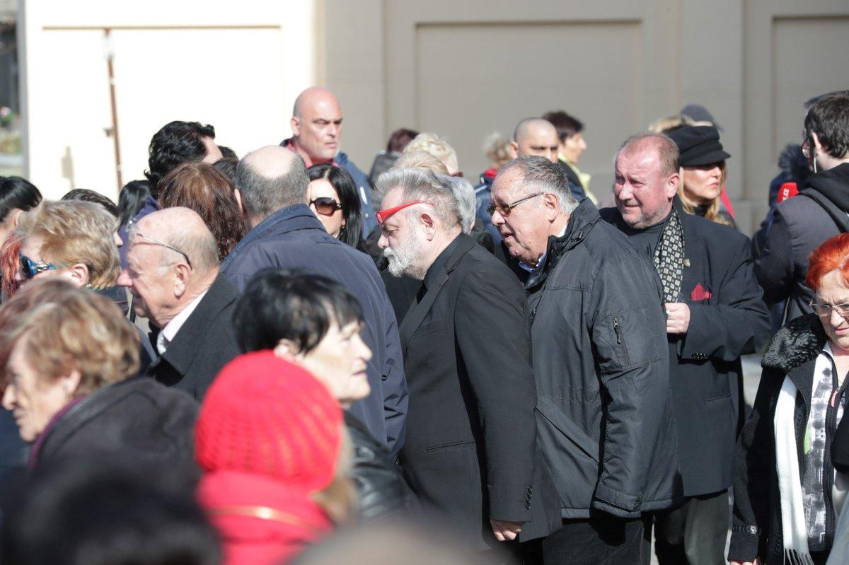 Pohřeb Jiřího Pomeje: Václav Upír Krejčí