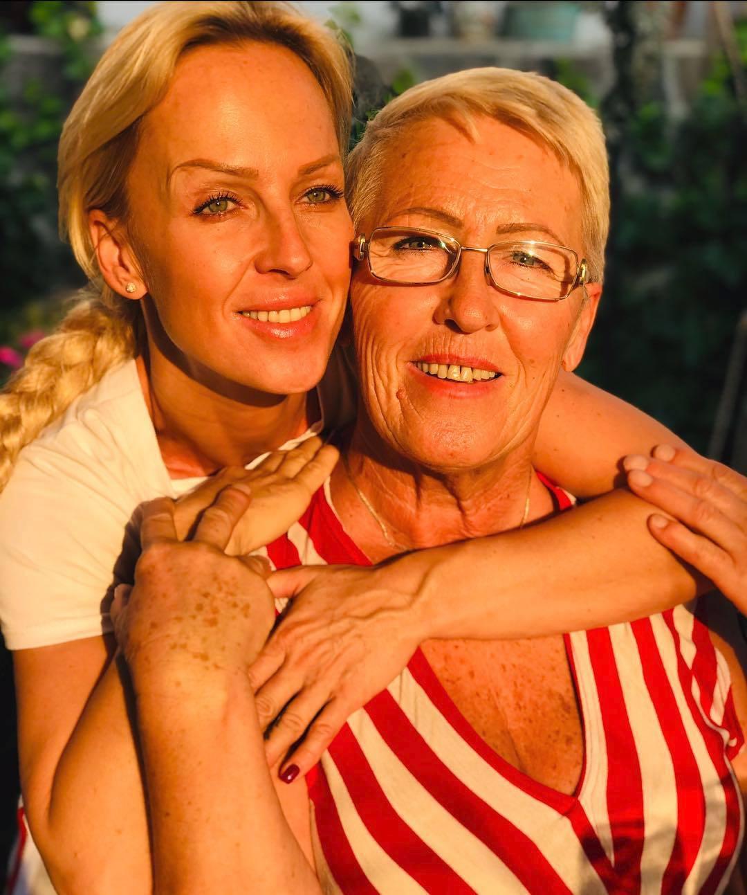 Zuzana Belohorcová jako kdyby mamince z oka vypadla!