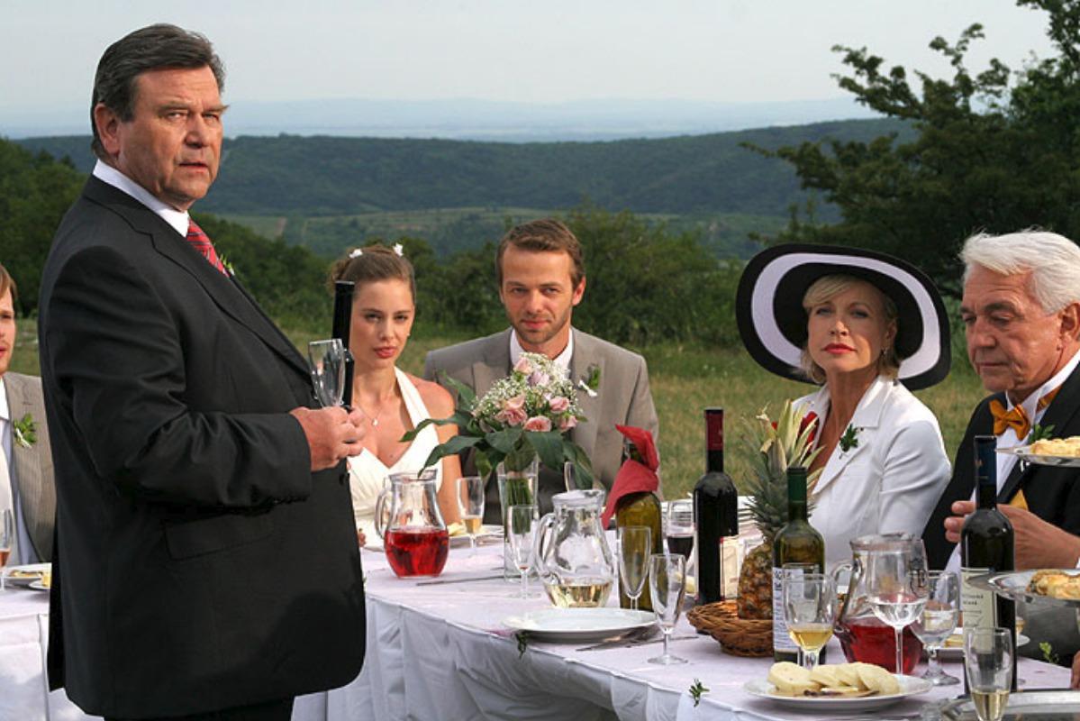2009 2Bobule: Milovník vína Václav Postránecký ve filmu Bobule.