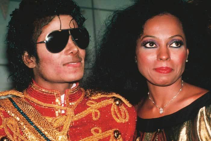 Jackson chtěl vypadat jako zpěvačka Diana Rossová. Nakonec se mu to nepodařilo.