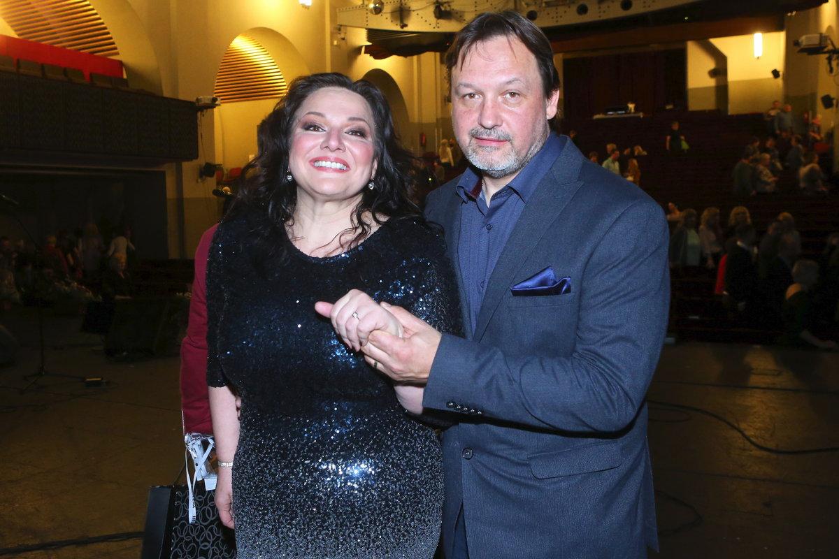 Šárka Rezková s přítelem Mirkem Kolodziejem