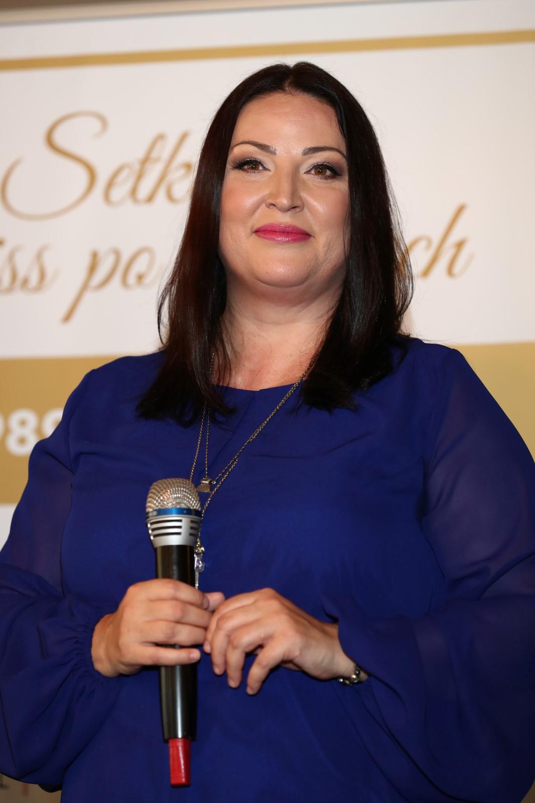 Miss Československo 1989 Ivana Christová po 30 letech od vítězství.