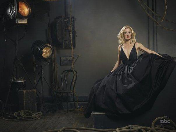 Herečka Felicity Huffmanová