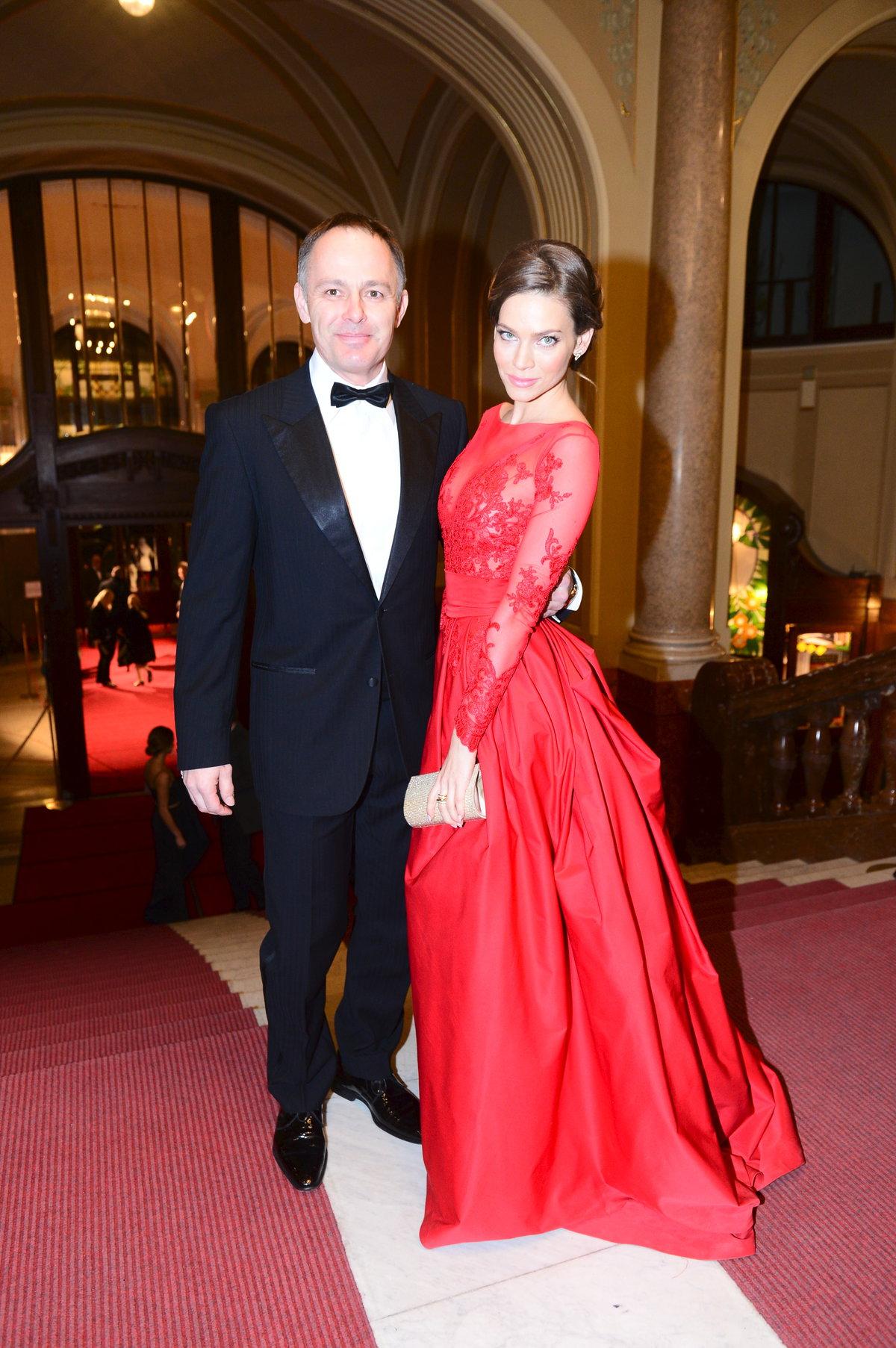 Verešová a Volopich letos oslaví 12 let od svatby.