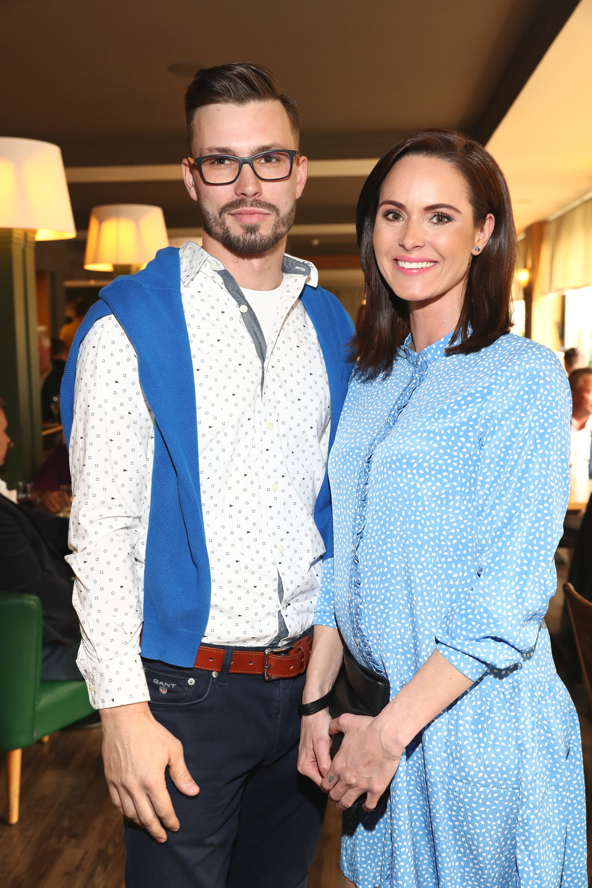S partnerem, podnikatelem Michalem, má Renáta Czadernová dceru Adélku, která se v srpnu dočká sourozence, pravděpodobně sestřičky