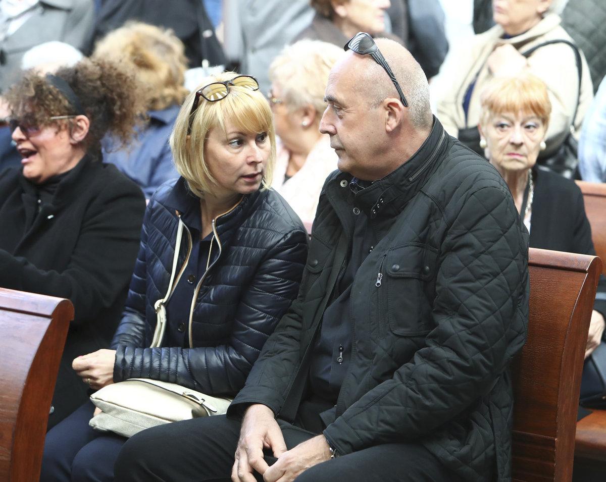 Petr Salava s manželkou Adélou