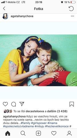 agata pracharova instagram